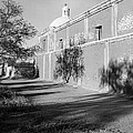 Side View Mission San Jose De Tumacacori Tumacacori Arizona 1979 by David Lee Guss