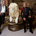 Siegfried And Roy by Mountain Dreams