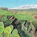 Sierra De Gador by John Bray