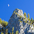 Sierra Moonrise by Nicholas Blackwell