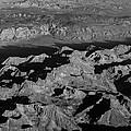 Sierra Nevada Shadows by John Daly