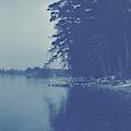 Sight Over A Lake, Anonymous by Artokoloro