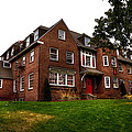 Sigma Phi Epsilon Fraternity On The Wsu Campus by David Patterson