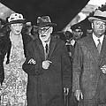 Sigmund Freud Exiled by Underwood Archives