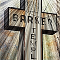 Sign - Barker Temple - Kcmo by Liane Wright