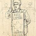 Sign Men by H James Hoff
