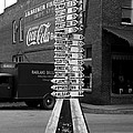 Sign Post In Crossville Tennessee 1939 by Mountain Dreams