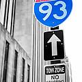 Interstate 93 by Boris Mordukhayev