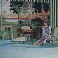 Signora Italiano by Frank Hunter