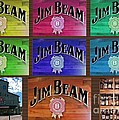 Signs Of Jim Beam by Marian Bell