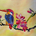 Signs Of Spring by Susan Duxter