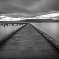 Silent Dock by Charlie Duncan