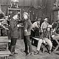 Silent Film Still: Cowboys by Granger