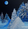 Silent Night by Alys Caviness-Gober