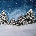 Silent Night by B Kathleen Fannin
