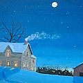 Silent Night by Norm Starks