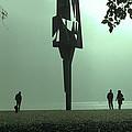 Silhouettes II by Dragan Kudjerski