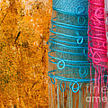 Silk Fabric 05 by Rick Piper Photography