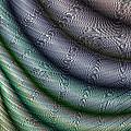 Silk Fabric by Bill Owen