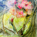 Silky Almond Flower by Augusta Stylianou