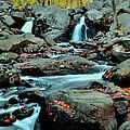 Silky Water 3 by Allen Beatty