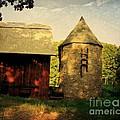 Silo Red Barn by Beth Ferris Sale