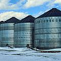 Silos by William Tasker