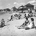 Silver Beach On Cape Cod by Underwood Archives