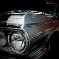 Silver Buick by Robert Bickerstaff