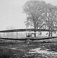 Silver Dart - Aeroplane At Hammondsport 1908 by Bill Cannon