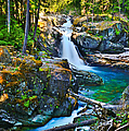 Silver Falls by Greg Norrell