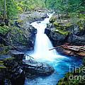 Silver Falls  by Jeff Swan