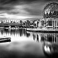 Silver-plated Vancouver by Alexis Birkill