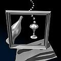 Silver Space Champagne by Hakon Soreide
