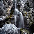 Silver Waterfall by Carlos Caetano