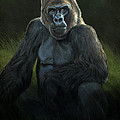 Silverback by Aaron Blaise
