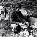 Silversmith At Work by William J Carpenter