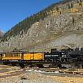 Silverton Train by Jerry McElroy