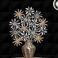 Silverware Bouquet by Jerry Gulbransen