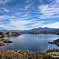 Silverwood Lake by Peggy Hughes