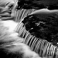 Silvery Falls by Paul W Faust -  Impressions of Light