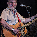 Simon Nicol Of Britian's Fairport Convention by Randall Nyhof