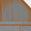 Simple Geometry - 3 by Lenore Senior