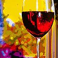 Wine - Simple Life by Kip Krause