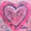 Simple Love Simple Heart by Laurie Maves ART