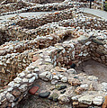 Sinagua Indian Ruins by Bob Phillips