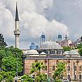 Sinan Pasha Mosque In Istanbul by Artur Bogacki