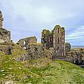 Sinclair Castle Scotland - 3 by Paul Cannon
