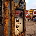 Sinclair Gas Pump by Keith Allen
