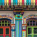 Singapore 12 by Tom Uhlenberg